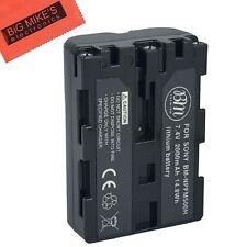 BM Premium NP-FM500H Battery for Sony Alpha a77II, a68, SLT-A57, SLT-A58, DSLR