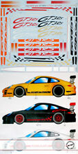 STUDIO 27 PORSCHE 911 GT3 RS DRESS UP DECAL for FUJIMI