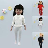 18 Inch Comfortable Jersey Boy Friend Doll J Suit 10th Blue Sportswear