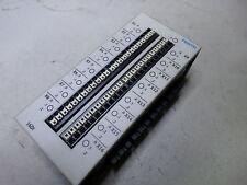 FESTO DIGITAL 16 CHANNEL INPUT MODULE -- 572606 -- CPX-L-16DE-16-KL-3PO
