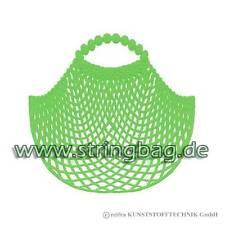 DDR Einkaufsnetz kult grün