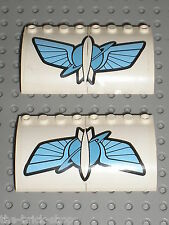 LEGO TOY STORY White Slope Brick Curved 61487 /set 7593 Buzz's Star Command Ship