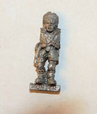 Warhammer 40k Necromunda Confrontation Bounty Hunter RARE OOP Metal