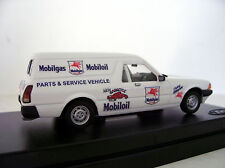 Trax XD Falcon Panel Van Mobil Custom Graphics TR70 Series White 1:43 Diecast