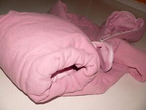 A9*Adult Baby 2-layer Spreading Romper*2-lagiger Spreizbody softes Fleece
