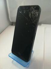 Faulty - Apple iPhone 5 Slate Black Smartphone IOS Cracked Screen LCD Digitizer