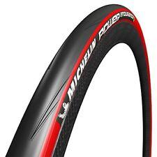 Michelin Copertone Power Endurance 700x25 Rosso 3x110tpi