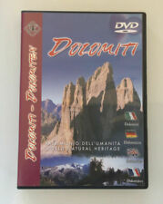 DVD documentario DOLOMITI con commento e musica - alpinismo