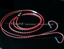 7N Occ Headphone cable cord for Sennheiser Ie80 Se535 Ultimate Ears tf10
