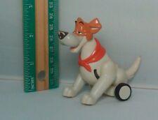 Disney Burger King Kids Meal Oliver & Co Company Movie Dodger Action Figure Dog