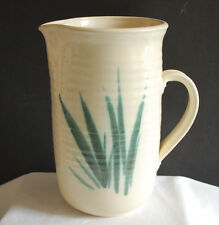 Homefires Pottery Co. Clay Pitcher Lemonade Summer in Rocky Mountains, Colorado