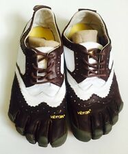 Vibram fivefingers Golf shoes  Women 37/6 Kangaroo Leather Sale VS$250