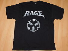 Rage - Skull Circle T-Shirt XL NEU