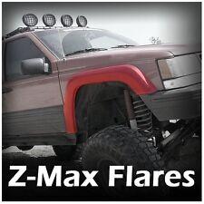 Notch Customs Z-Max Fiberglass Fender Flares 93-98 Jeep Grand Cherokee ZJ