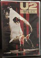 U2 - Rattle and hum (Versione Italiana) - DVD editoriale nuovo sigillato