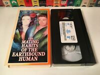 The Mating Habits Of The Earthbound Human VHS 1999 Sci Fi Comedy Carmen Electra