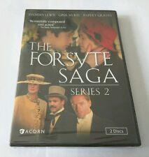 "The Forsyte Saga Series 2 (DVD, 2003, 2-Disc Set) DAMIAN LEWIS GINA McKEE  ""NEW"""