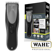 Wahl Professional Multi Purpose Quality Pet Clippers Grooming Kit Hair Trimmer z