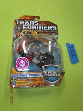EE2_8 Transformers 2010 Movie Lot RTS LASER OPTIMUS PRIME Reveal the Shield MOSC
