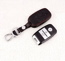 KIA Cerato K3 KX Smart Entry Remote Leather Key Cover Case