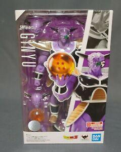 S.H.Figuarts Ginyu Captain Ginyu Force Dragon Ball Z DBZ Bandai Japan NEW***