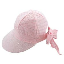 LADIES   SPARKLE SCOOPS HAT  ---   PINK --- NEW
