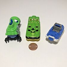Matchbox Toy Lot Boat Deep Diver Hover Craft 6x6 All Terrain Atv