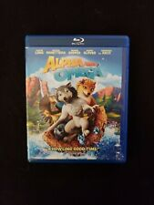 Alpha And Omega Blu ray, Lot E1.