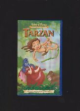 VHS Video Kassette Walt Disney Tarzan