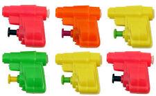 6 Mini Agua Armas-Pistolas Pinata Juguete loot/party Bolsa Rellenos wedding/kids Plast