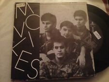 """MOVILES - VOLVER A SER 7"""" SINGLE DRO - SYNTH WAVE"""