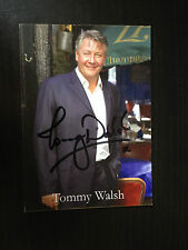 TOMMY WALSH - D.I.Y. TV PRESENTER - SIGNED COLOUR PHOTOGRAPH
