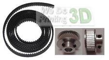 3D Impresora GT2 Correa de Distribución Y Poleas 36 Dientes 8mm Diámetro Eje -