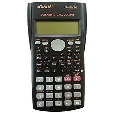 Calcolatrice Scientifica Joinus JS-82MS-5 240 Funzioni Calcolo 2 Linee 12d moc