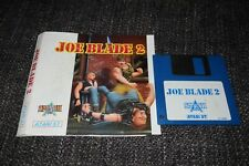 JOE BLADE 2 - SMASH 16 ATARI ST DISK GAME