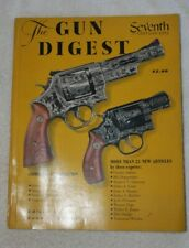 Vintage 1953 The Gun Digest 7th edition
