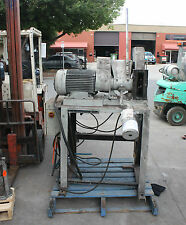 SCHOLLE 3 phase 18.5KW Heavy duty friction saw cut off machine 400mm blade