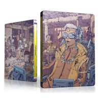 Cyberpunk 2077 Voodoo Boys Limited Edition SteelBook Case No Game NEW MINT