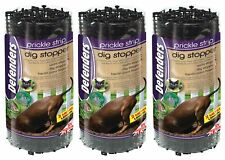 6 Metre Anti Dog Dig Prickle Strip Stopper Garden Spikes Cats Moles Rabbits
