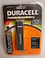 NEW duracell portable power battery DU7169