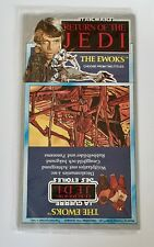 Star Wars Vintage 1983 Thomas Salter Ewoks Rub Down Transfer Set Letraset