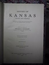 History of Kansas State and People Volume III