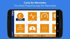 Carly Mercedes Benz Pro | Android App | Latest 2019 Full | OBD Bluetooth