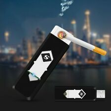 Small Usb rechargeable Electric Lighter. Windproof, Cigarrete, outdoor, cheap