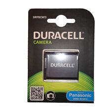 DURACELL Foto Kamera Akku Ersatzakku für Panasonic DMW-BCM13 Lumix DMC-FT5 TZ40