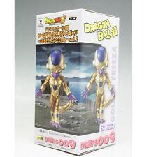 Banpresto Dragon ball Z WCF Gold Freezer