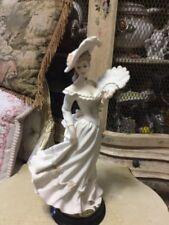 Giuseppe Armani Italian Vanessa Vintage Porcelain Figurine