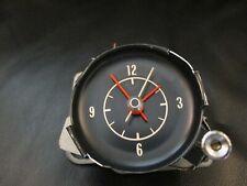 1974 Corvette Electric Clock and Ammeter