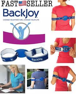 Backjoy Posture Band Instant Perfect Posture! Comfortable Elastic, Portable..NEW