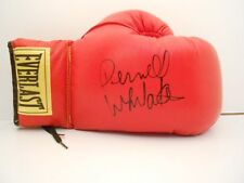 PERNELL WHITAKER Autographed Everlast Leather Boxing Glove - FREE SHIPPING!